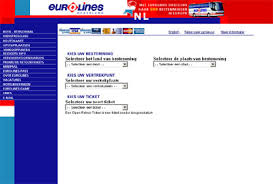 bureau eurolines bureau robin eurolines
