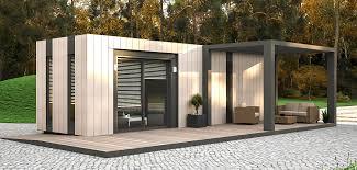 100 Container Built Homes BAUHU Prefabricated Modular Construction Bauhu Modular