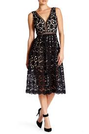 just me crochet lace midi dress hautelook