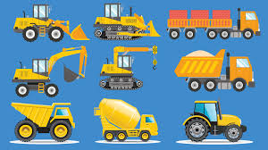 Kids Construction Vehicles | Autosparesuk.net
