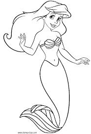 Unique Mermaid Coloring Pages Book Design For KIDS