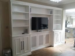 Radiator Cabinets Bq by Traditional Cabinets With A Central Radiator Cover And Bookcases