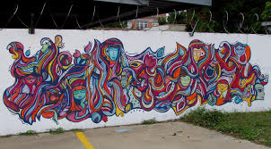 i love detroit mi street art of deep ellum dallas texas