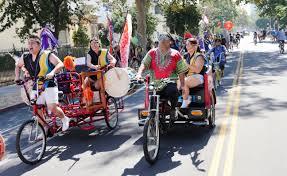Santa Monica Halloween Parade Street Closures by San Jose Viva Calle Closes Streets U0027downtown And Eastbound U0027