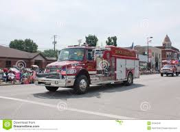 Black Creek Rural Fire Department Truck Editorial Image - Image Of ...