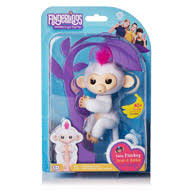 Boxshot Fingerlings Interactive Baby Monkey