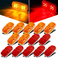 Best Led Clearance Lights For Camper | Amazon.com Trucklite Yellow 10 Series 212 Mkerclearance Lamp 10205y Round Led Truck And Trailer Lights Side Clearance New Sun 2pc 6 Oval Brake Stop 8946a Signalstat Replacement Lens For Marker Best Led Clearance Lights Camper Amazoncom Blue Cab Youtube 5pcs Clear Amber Roof Top Running High Profile 8 Diode Partsam 20 Pcs Amber 2 Beehive Led Boat 8947a Rectangular