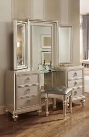 antique mirror brush comb vanity set home vanity decoration