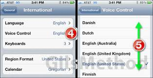 How to Change the Voice Control Language on Your iPhone
