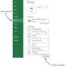 How To Print Gridlines In Excel 2010 2013