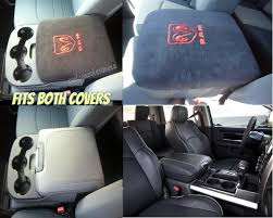 100 Ram Truck Seat Covers Fits Dodge RAM 2010 2019 1500 2500 Black Embroidered Etsy
