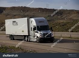 100 Prime Trucking Phone Number Silver Freightliner Tractor May Stock Photo Edit Now