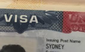 visa bureau australia e 3 visa issues for australian nationals