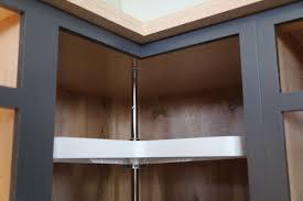 ana white easier 36 corner base kitchen cabinet momplex