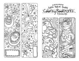 Printable Bookmarks To Colorgreat Give Students On The First Day Of