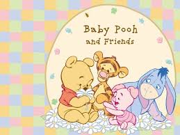Winnie The Pooh Fabric Nursery by Winnie The Pooh Baby Days Baby Shower Beverage Napkins Pkg Of