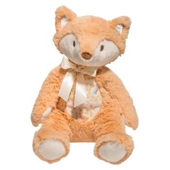 Douglas Cuddle Toys Animal Plush Soft Toy - Fox Plumpie, 10""
