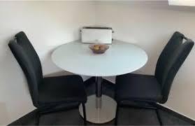 runde glastische küche esszimmer ebay kleinanzeigen