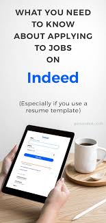 What You Need To Know About Applying To Jobs On Indeed ... The 5 Best Free Resume Builders Weve Ever Discovered Candidate Sourcing Zoho Recruit Cover Letter Indeed Cover Letter Pharmaceutical Indeed Create Resume Elimcarpensdaughterco 4 Ways To Optimize Your Blog Top 10 Builder Online Reviews Jobscan Getting Started With Upload Indeedcom How Use Advanced Search Features Find The Right 51 Create Format Jribescom