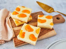 mandarinen blechkuchen cremig lecker