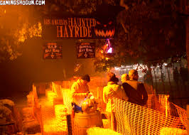 Halloween Hayride 2014 by Los Angeles Haunted Hayride 2013 Review Gamingshogun