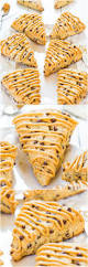 Easy Pumpkin Chocolate Chip Scones by Peanut Butter Chocolate Chip Scones Averie Cooks