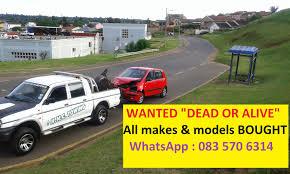 100 We Buy Trucks URGENT Cars Bakkies And Dead Or Alive