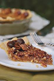 Pumpkin Pie With Pecan Streusel Topping by Classic Pecan Pie Recipes Southern Living