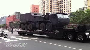 100 Knights Trucks The Dark Knight Rises Combat Vehicle Arrives To Set For Big Stunt