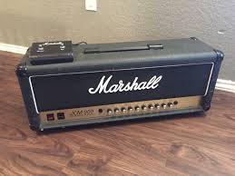 Custom Guitar Speaker Cabinets Australia by Red Marshall Mg 100fx Head Guitar Amp And Marshall Speaker Cabinet