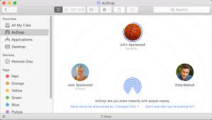 Use AirDrop to share s Videos files between iPhone iPad Mac