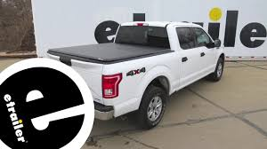 Install Extang Emax Soft Tonneau Cover 2015 Ford F150 Ex72475 ...