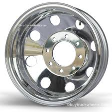 100 16 Truck Wheels 0232 Chevy GMC Alcoa X 6 Aluminum 8 Lug Rear Wheel Buy