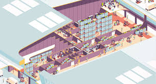 Neil Tomlinson designs a new Covent Garden Market Archpaper