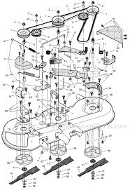 murray 461000x71a parts list and diagram 2001