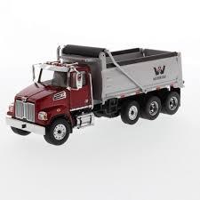 100 Red Dump Truck 4700SF DUMP TRUCK RED ShopWesternStarGearcom