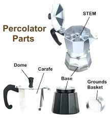 Coffee Maker Parts Percolator Makers Edmonton