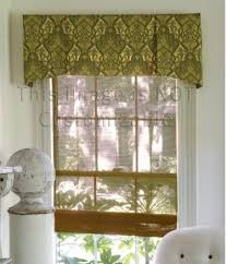 Dining Room Valance Ideas