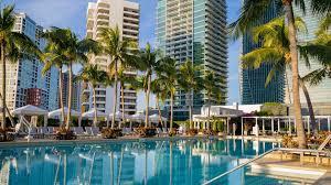 100 Four Seasons Miami Gym Hotel Florida