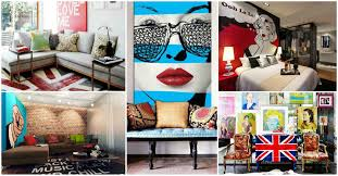 100 Pop Art Interior Fashionable That Will Boost Your Creativity