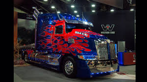100 Prime Trucking School Optimus In Detail Custom Big Rigs Pinterest Trucks