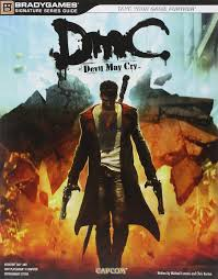 DmC Devil May Cry Official Strategy Guide Signature Series Guides BradyGames 9780744014594 Amazon Books
