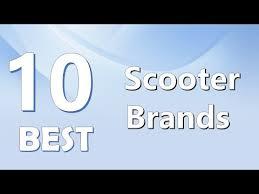 Download Top 10 Best Scooter Brands