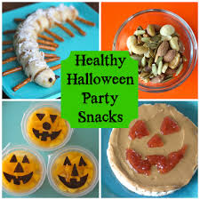 Ideas For Halloween Food by 7 Snack Ideas For A Hauntingly Healthier Halloween Party Babble