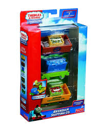 100 Trackmaster Troublesome Trucks Fisher Price