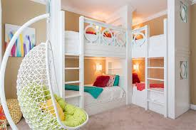 22 Cool Designs Bunk Beds For Four Home Design Lover 4 Bed Bunk