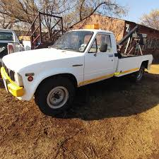 Toyota Stout Tow Truck 2.5 Non Turbo 1983 For Sale | Junk Mail