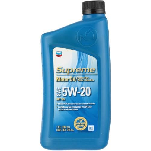 Chevron Supreme Motor Oil - 946ml