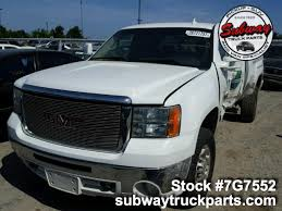 Used Parts 2009 GMC Sierra 2500 6.6L Diesel 4x4 | Subway Truck ... Used Parts 2005 Gmc Sierra 1500 53l 4x2 Subway Truck Inc About Yukon Slt 4x4 2014 Auto Wreckers Interior For Sale Page 16 2002 2500 Sle Crew Cab Short Bed 4wd Quality Oem Pickup Sierra Pickup Exterior 1998 Rear View Mirror