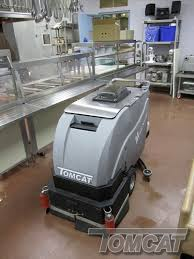 Commercial Floor Scrubbers Machines by Floor Scrubber Dryer Magnum Walk Behind Commercial Floor Cleaning